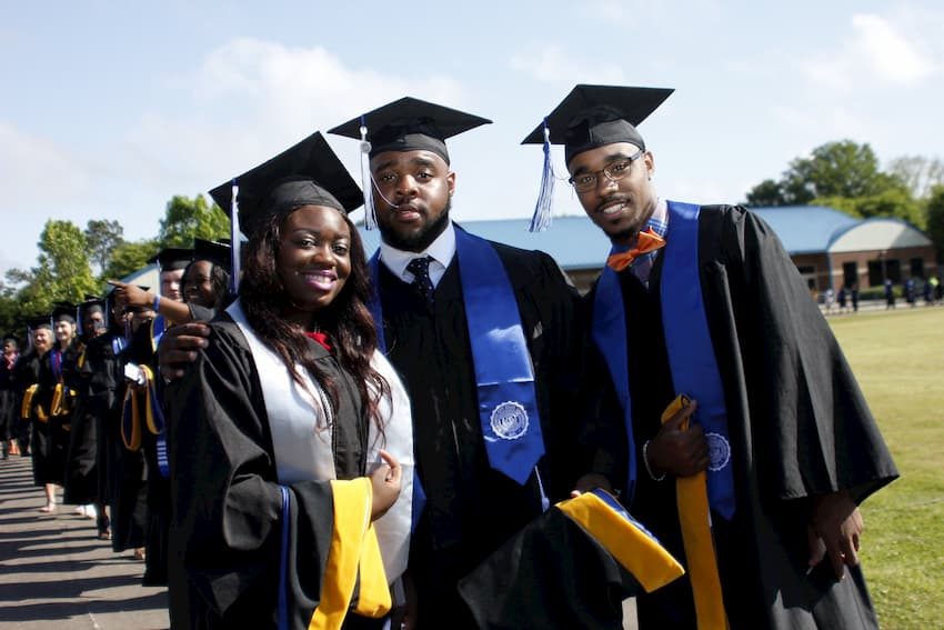 ECSU Spring Commencement 2015 (ECSU Flickr)